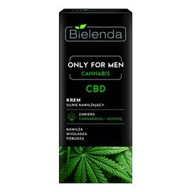 Cannabis CBD Krem silnie nawilżający