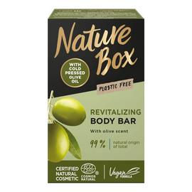 Revitalizing body bar rewitalizująca kostka myjąca do ciała olive