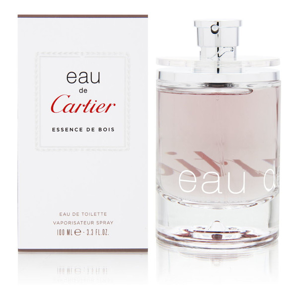 Cartier Eau De Cartier Essence de Bois woda toaletowa 100ml