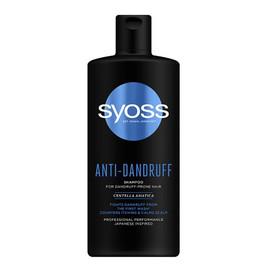 Anti-dandruff shampoo przeciwłupieżowy szampon do włosów