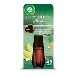 Aroma orzeźwiający wkład do odświeżacza o zapachu ogórka i melona miodowego