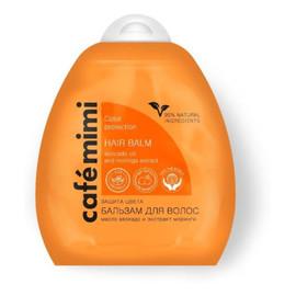 balsam do włosów - ochrona koloru - olej avocado, ekstrakt moringi, D-panthenol - 95% składników naturalnych