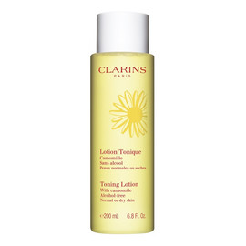 Toning lotion with camomile tonik do twarzy z rumiankiem do cery normalnej i suchej