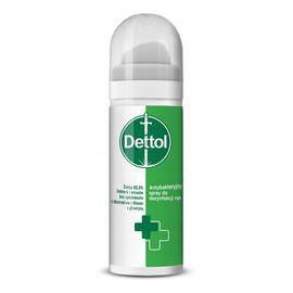 Antybakteryjny spray do dezynfekcji rąk