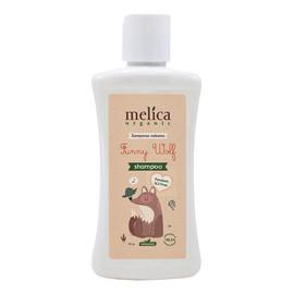 Funny wolf szampon dla dzieci