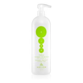 Kjmn avocado shampoo szampon do włosów zniszczonych