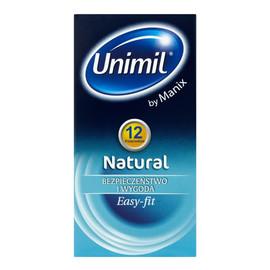 lateksowe prezerwatywy 12szt