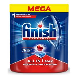 Max tabletki do mycia naczyń w zmywarkach 76szt
