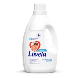 hipoalergiczne mleczko do prania ubranek niemowlęcych i dziecięcych do bieli 1.45l