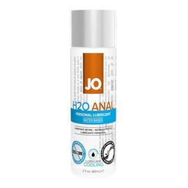 H2o anal cooling personal lubricant chłodzący lubrykant analny na bazie wody
