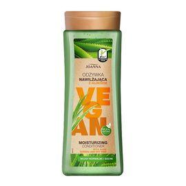 Odżywka do włosów nawilżająca Aloes - włosy normalne i suche