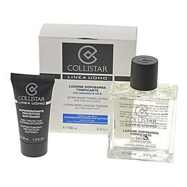 Zestaw Uomo After-Shave Toning Lotion tonizujący po goleniu + Daily Anti-Wrinkle Cream krem przeciwzmarszczkowy