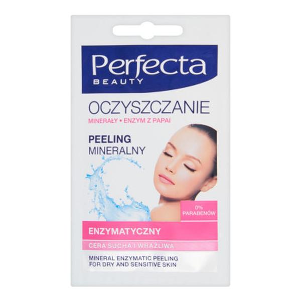 Perfecta Beauty Oczyszczanie Mineralny Peeling Enzymatyczny