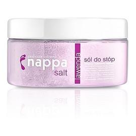 Nappa salt sól do stóp lawenda
