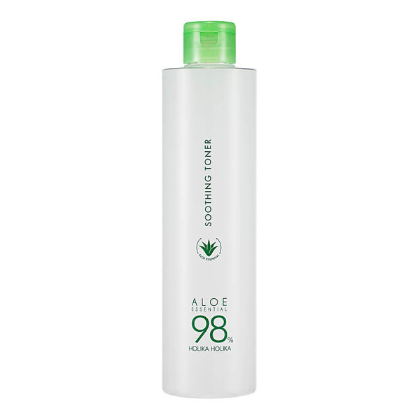 Holika Holika Aloe Essential 98% Soothing Toner Nawilżający Toner Do Twarzy 300ml