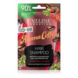 Aroma Coffee Szampon do włosów słabych i łamliwych regeneracja i wzmocnienie