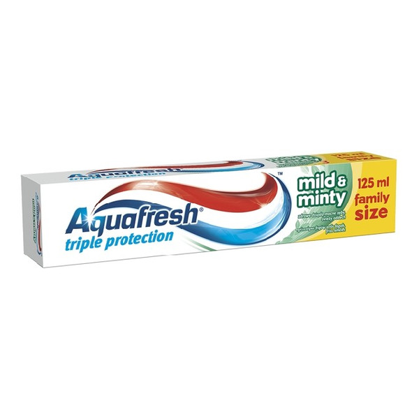 Aquafresh Mild & Minty Pasta Do Zębów 125ml