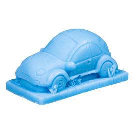 Niebieski Pan Samochodzik naturalne mydło glicerynowe Owocowy