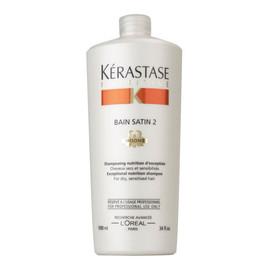 kąpiel odżywcza do włosów suchych lub uwrażliwionych