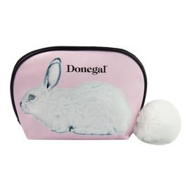 kosmetyczka damska z królikiem nr 4848 1 sztuka