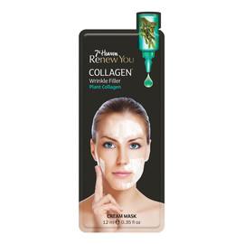 Collagen maseczka do twarzy przeciw starzeniu się skóry Plant Collagen