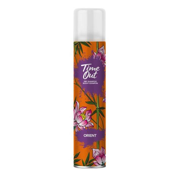 TIME OUT orient Suchy szampon do włosów 200ml