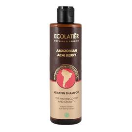 Keratynowy szampon do włosów Regeneracja i wzrost