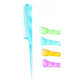 Grzebień do włosów Colour mix kolorów (60441)