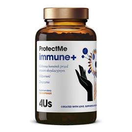4us protectme immune+ wsparcie prawidłowego funkcjonowania układu odpornościowego suplement diety 120 kapsułek