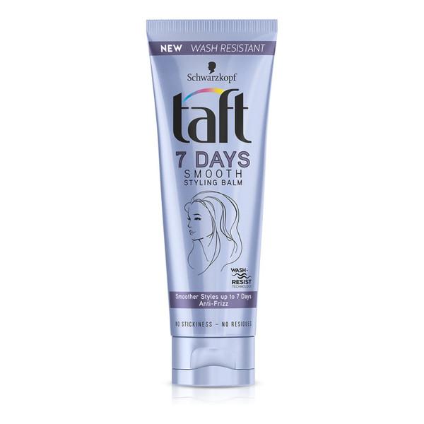 Taft 7 Days Smooth Balm wygładzający balsam do włosów 75ml