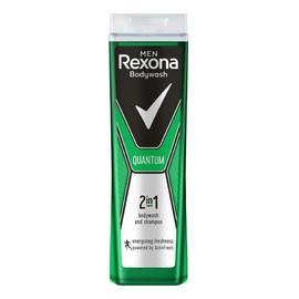 Żel pod prysznic i szampon 2w1 Quantum