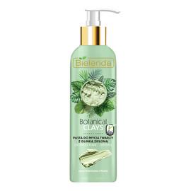 Pasta do mycia twarzy z zieloną glinką