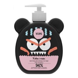 Mydło dla dzieci Kokos i Mięta