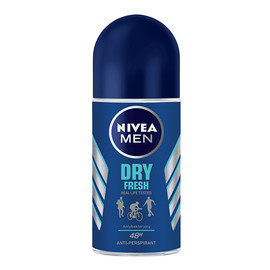 Nivea Dezodorant DRY FRESH roll-on męski - 0185991