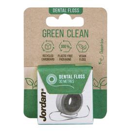 Green clean dental floss eko nić dentystyczna 30m