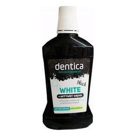 Black White Płyn do higieny jamy ustnej Aktywny Węgiel