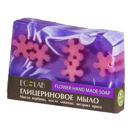 Naturalne mydło glicerynowe - ręcznie robione - Kwiatowe