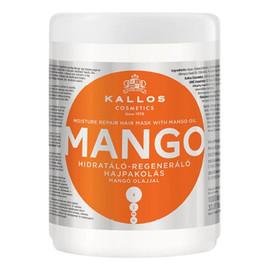 Maska Do Włosów Z Olejkiem Mango