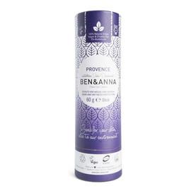 naturalny dezodorant na bazie sody sztyft kartonowy Provence