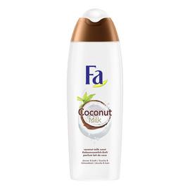 Kremowy żel pod prysznic o zapachu kokosa