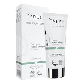 Balancing micellar shampoo micelarny regulujący sebum szampon do włosów przetłuszczających się