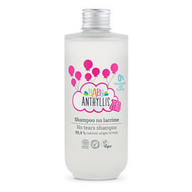 Delikatny bezzapachowy szampon dla dzieci