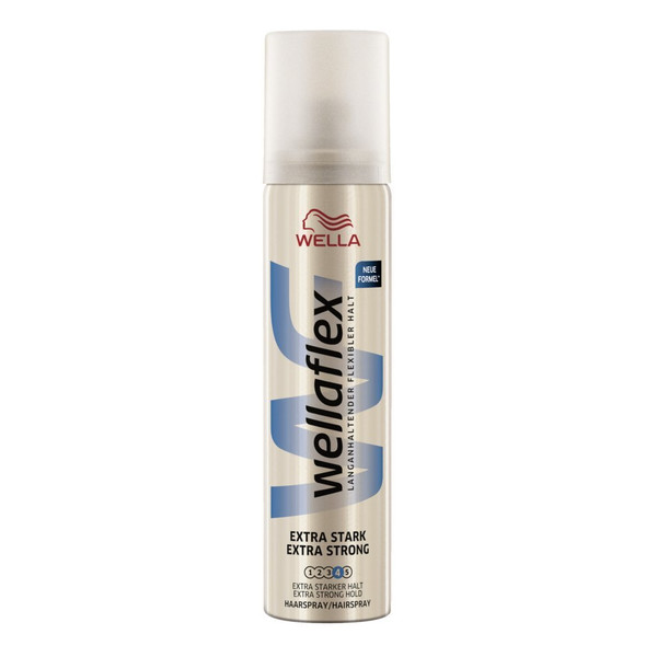 Wella Wellaflex Extra Strong Hold Lakier do włosów 75ml