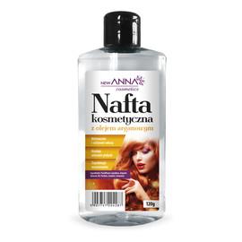 Nafta Kosmetyczna z Olejem Arganowym