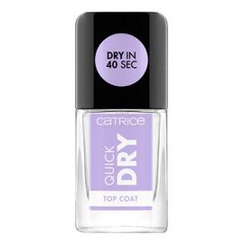 Quick Dry Top Coat Szybkoschnący top do paznokci