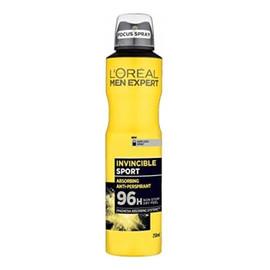 dezodorant spray Invincible Sport 96h