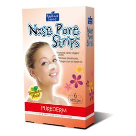 Pore Strips oczyszczające plastry na nos 6 sztuk