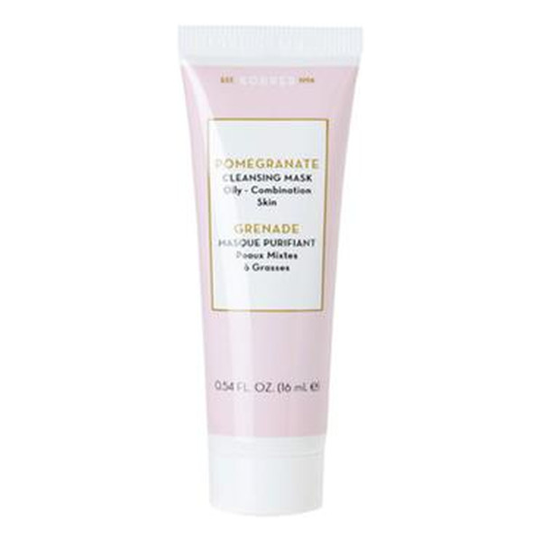 Korres KORRES Pomegranate Cleansing Mask Oily/Combination Skin Oczyszczająca Maska z wyciągiem z granatu 16ml