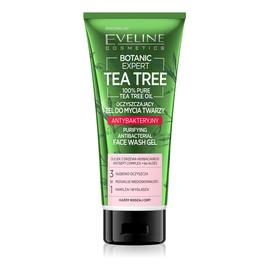 Tea Tree Żel do mycia twarzy antybakteryjny oczyszczający