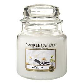 średnia świeczka zapachowa Vanilla